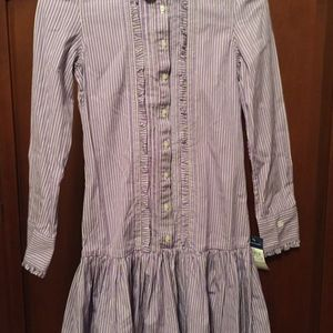 Brand New Ralph Lauren Dress w/Tags - BEAUTIFUL!